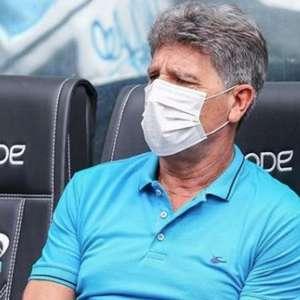 Renato Gaúcho continua sem data para voltar ao Grêmio