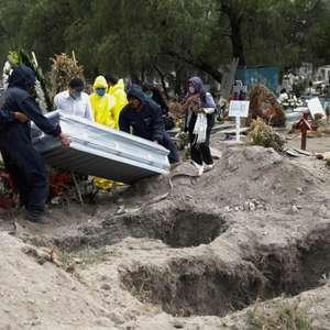 México registra aumento recorde de casos de coronavírus e mais 816 mortes