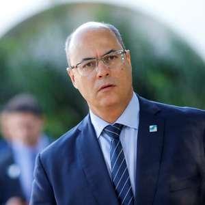 """Bolsonaro é """"quem deve se preocupar com prisão"""", diz Witzel"""