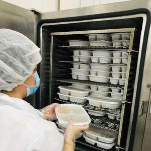 Empresa do ABC é responsável pelo fornecimento de alimentação em hospitais de campanha