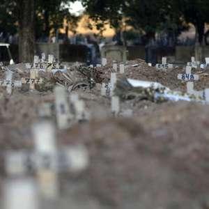 Brasil ultrapassa Itália e é terceiro país com mais mortes por covid-19