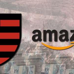 Análise: até onde pode ir a iminente parceria entre Amazon e Flamengo?