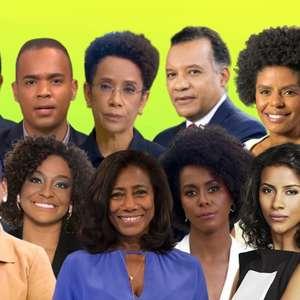 Protestos antirracistas pressionam TVs: mais negros urgente
