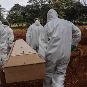 Brasil contabiliza mais de 35,9 mil mortes por coronavírus