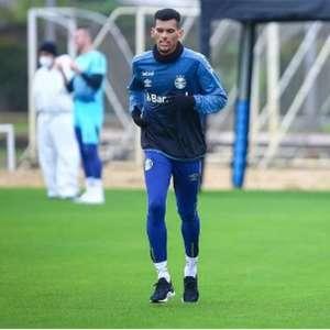 Zagueiro Rodrigues espera ajudar o Grêmio no segundo semestre