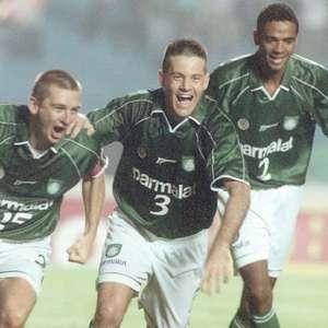 Libertadores 2000: Galeano relembra gol e se declara ao Palmeiras