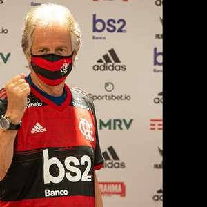 Vice-presidente do Flamengo provoca após renovação de Jesus: 'Para desespero dos antis!'