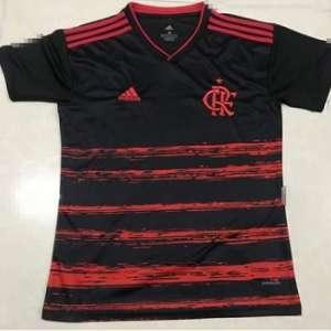 Suposta nova camisa alternativa do Flamengo vaza; confira