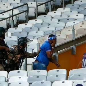 Cruzeiro tem perda de 3 mandos de campo confirmada no STJD