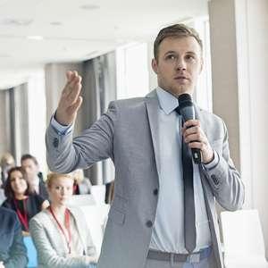 Oratória de alta performance: aprenda a falar bem em público