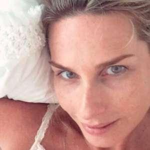 Grávida de 9 meses, Mariana Weickert testa positivo