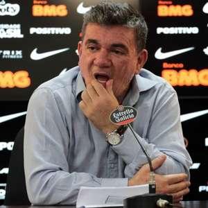 Justiça nega afastamento de Andrés Sanchez do Corinthians