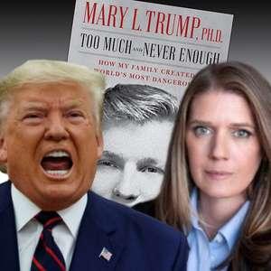 Quem é a mulher que quer destruir Trump na mídia