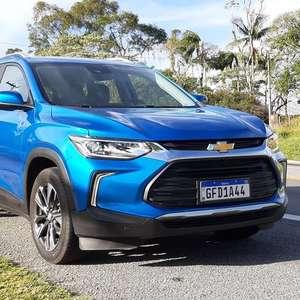 Chevrolet brinca com fogo ao mexer nos preços do Tracker