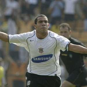 Após renovar com o Boca, Tevez cogita se aposentar no Corinthians