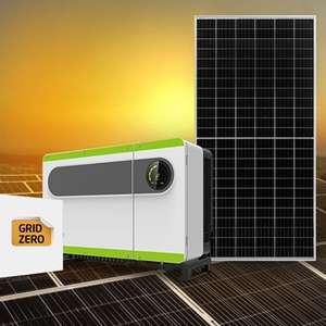 Distribuidora lança geradores de energia solar GRID ZERO