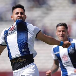 Talleres recusa proposta do Atlético-MG por atacante Nahuel Bustos
