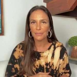 Ivete Sangalo adere à campanha 'O Câncer Não Espera. ...