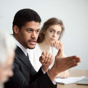 Estresse antes de uma situação de exposição de fala? ...
