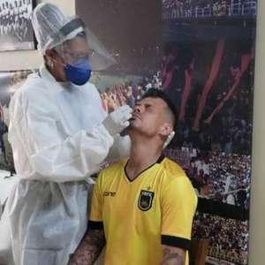 Três jogadores do Volta Redonda dão positivo para covid-19 e não encaram o Flu