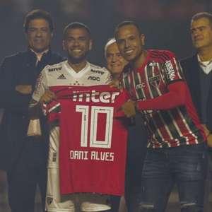 Luis Fabiano lembra procura do Real, vê identificação 'inexplicável' com São Paulo e ainda sonha em voltar