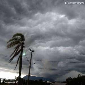 Alerta para temporais no Sul do Brasil nos próximos dias