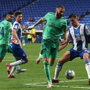 Casemiro marca e Real segue na liderança do Espanhol