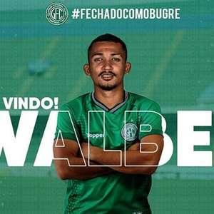 Guarani oficializa contratação do zagueiro Walber, do ...