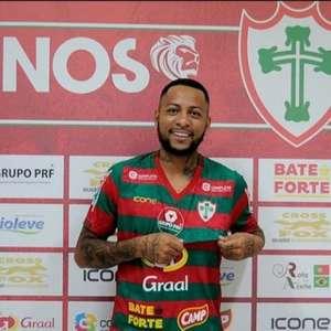 Portuguesa anuncia contratação de atacante ex-Grêmio e ...