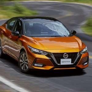 Líder na China, novo Nissan Sentra é lançado no México