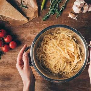 6 erros que você pode cometer ao cozinhar macarrão