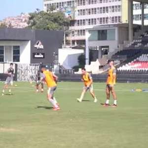 Sem Guarín, Vasco finaliza preparação para jogo decisivo