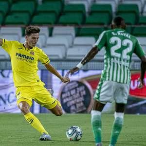 Villarreal vence Betis fora de casa e se aproxima da ...