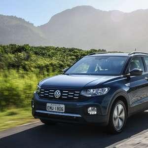 Volkswagen abre 2.100 carros sobre a Chevrolet e vira líder