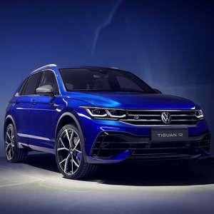 Volkswagen Tiguan 2021 tem versão R esportiva de 320 cv