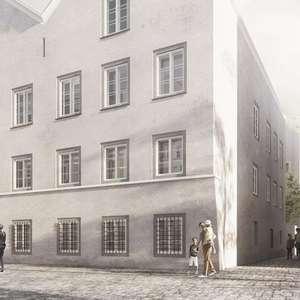 Os planos de arquitetos para a casa onde nasceu Hitler