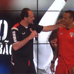 Rogério Ceni e Luis Fabiano entram em leilão beneficente ...