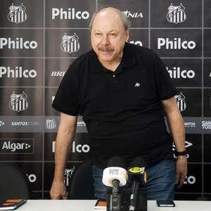 Conselheiros do Santos planejam pedido de afastamento a ...