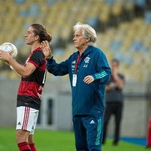 Jorge Jesus avalia volta do Flamengo: 'A exigência é ...