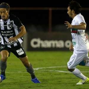 Botafogo empata com a Portuguesa e está na semi da Taça Rio