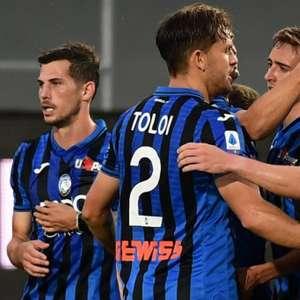 Com direito a recorde de Gómez, Atalanta bate Napoli ...