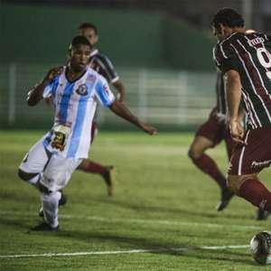 Pouco inspirado, Fluminense empata com o Macaé e avança ...