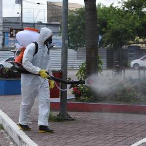 Sanitização de ambientes permite retomada da economia ...