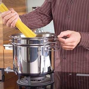 Óleo no macarrão? Nove mitos mais comuns na cozinha