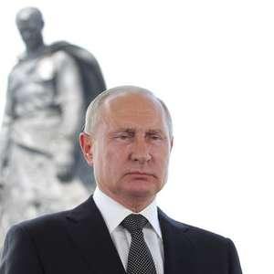 Vitória em referendo é 'triunfo de Putin', diz Kremlin