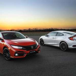 Honda Civic Si, esportivo de verdade, chega à linha 2020