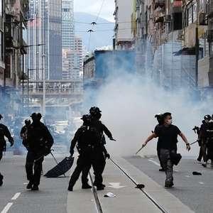 O que a crise em Hong Kong revela sobre a China e o novo ...