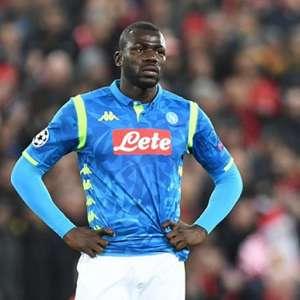 Kalidou Koulibaly, do Napoli, entra na mira do Atlético ...