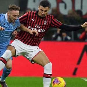 Milan e Lazio fazem 'duelo de gigantes' pelo Campeonato ...