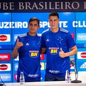 São Paulo cobra Cruzeiro por salários, e Everton Felipe ...